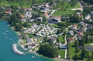 Hotel Camping Tauchbasis Föttinger, Seefeld am Attersee