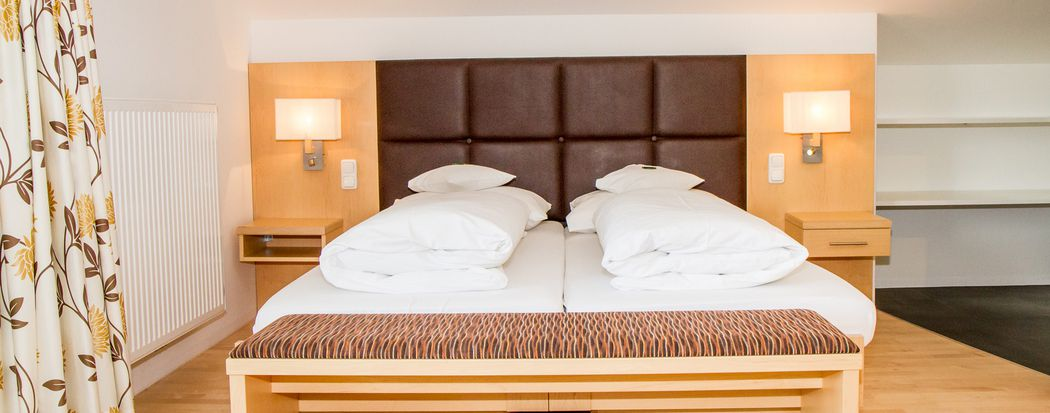 Doppelzimmer Seehotel Attersee